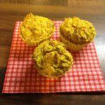 Mal was selber machen: pikante Gemüse-Mais-Muffins
