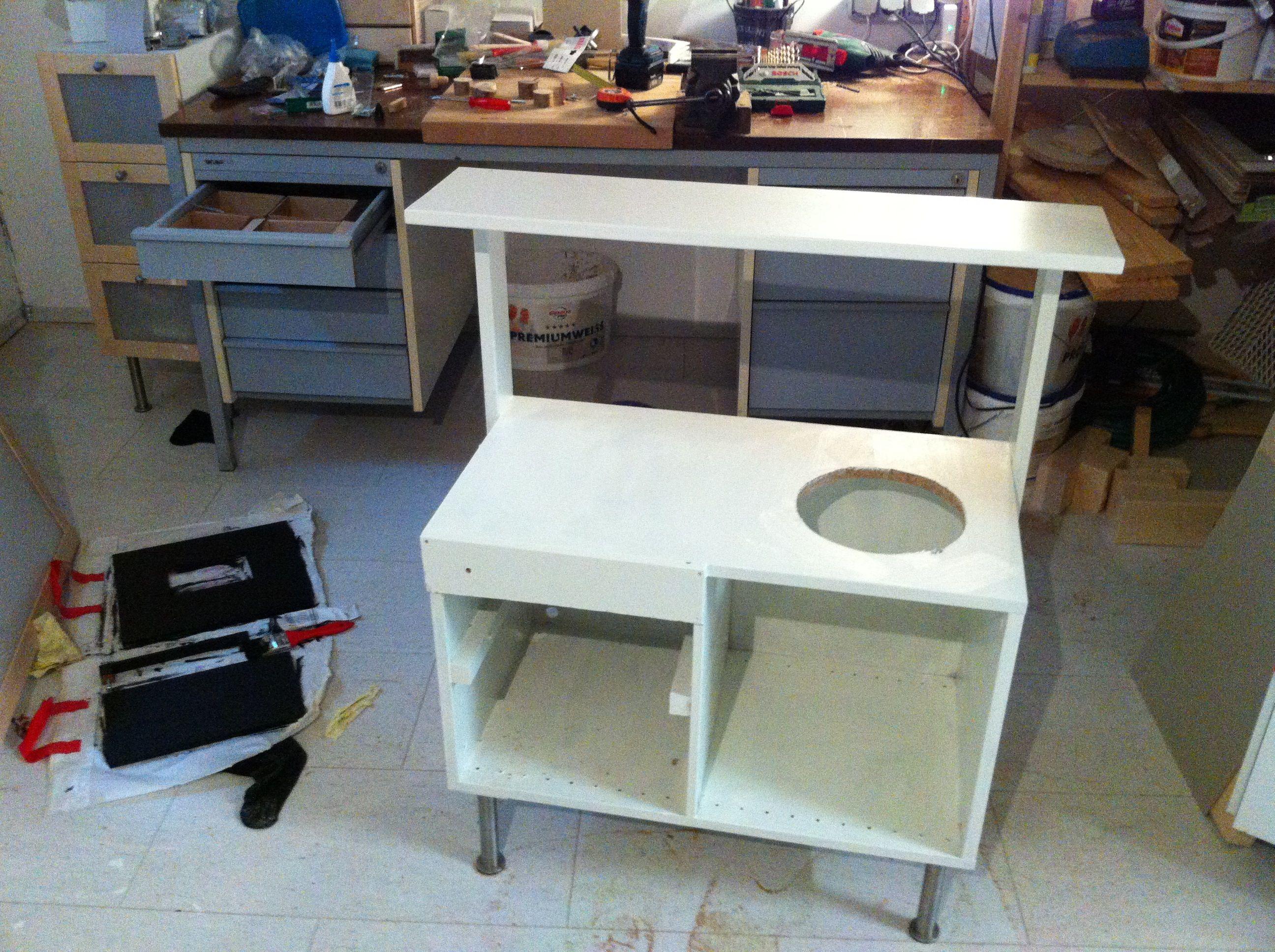 kinderk che selber bauen hausgestaltung ideen. Black Bedroom Furniture Sets. Home Design Ideas