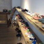 die neugierige kleine botin: Mysteryshopping: Schuhe für drin und draussen