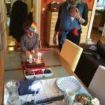 Geburtstag.