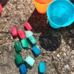 SOMMER – Spielspaß mit bunten Eiswürfeln
