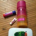 die neugierige kleine botin: Stickerkid-Etiketten-Test