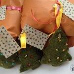 mal was selber machen: Geschenkanhänger für Weihnachten