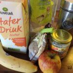 mal was selber machen: Müsli-Obst-Schnitten fürs Baby