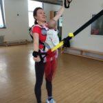 die neugierige kleine botin: TRX Baby Pack – Sport hoch2