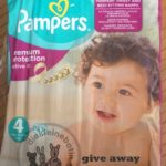 ::Give away:: Pampers Active Fit Windeln Gr. 4