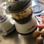 die neugierige kleine botin: Produkttest Nutribaby Küchenmaschine