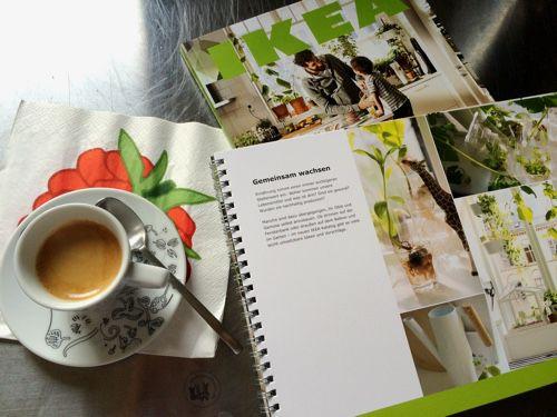der neue Katalog von IKEA