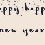 2015 ist zu Ende.