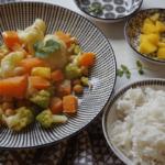 mal was selber machen: veganer Winter-Gemüse Eintopf