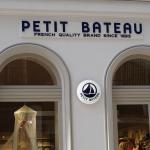 Petit Bateau. Frühlingsgefühle