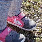 die neugierige kleine botin: bobux Blaze Shoes