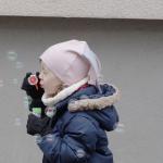 Hast Du gewusst, dass Seifenblasen zaubern können?