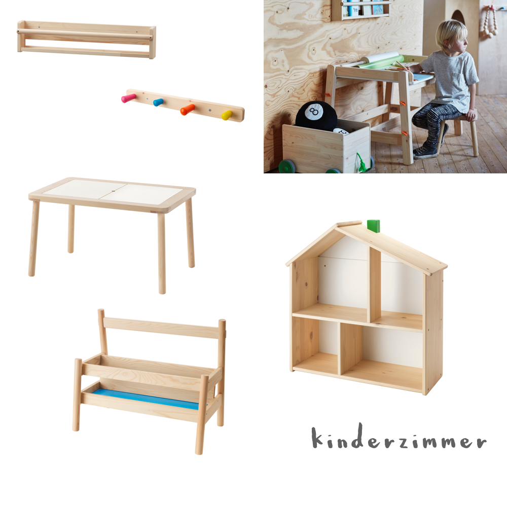 frischer wind im kinderzimmer flisat und himmelsk von ikea. Black Bedroom Furniture Sets. Home Design Ideas