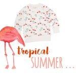Sommerbasics für Babys | TROPICAL STYLE