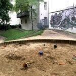 "Spielplatz ""Plani""   Gartenhofverein Planquadrat Wien"