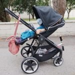 Testfahrt | Kinderwagen Cybex BaliosM