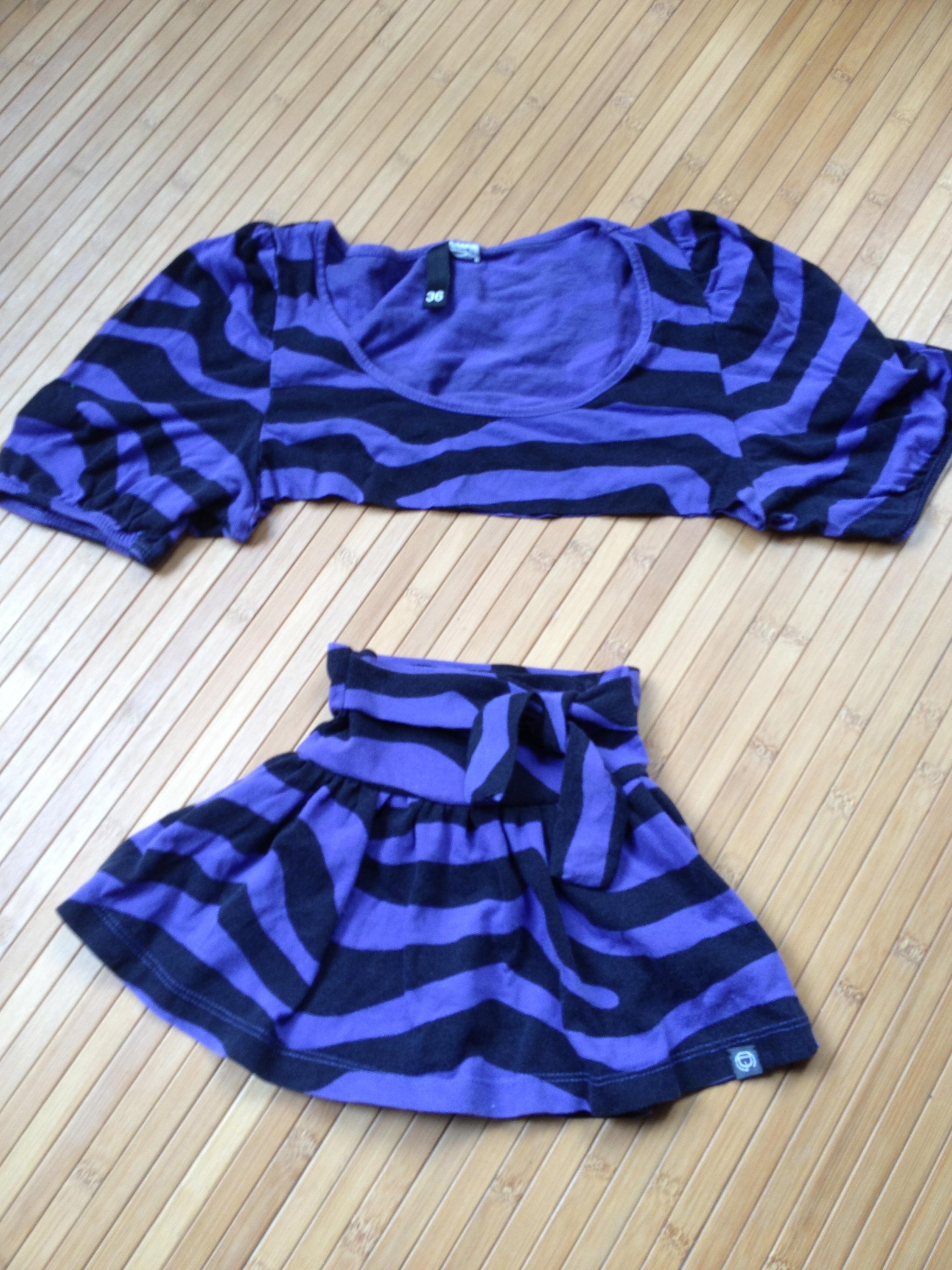 mal was selber machen ii m dchen rock knot me tie skirt die kleine botin. Black Bedroom Furniture Sets. Home Design Ideas