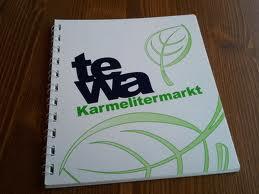 die kleine botin tewa karmelitermarkt logo