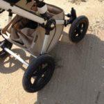 die kleine botin Bugaboo Geländeräder