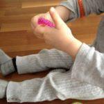 Spielzeug Alltag Kunststoffarmbänder die kleine botin