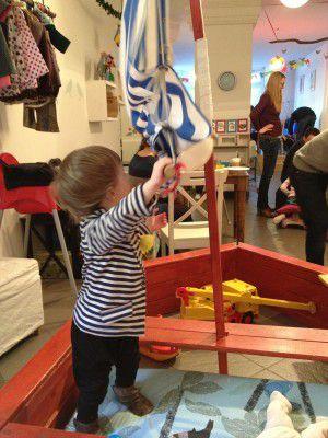 Eltern Kind Café Kreuzzwerg Berlin die kleine botin
