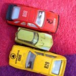 mini Autos die kleine botin