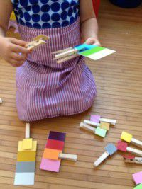 Farben III die kleine botin