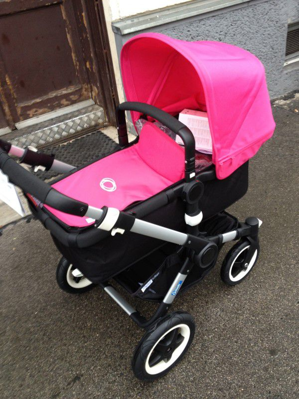 bugaboo buffalo kinderwagen mit tollen details f r stadt. Black Bedroom Furniture Sets. Home Design Ideas