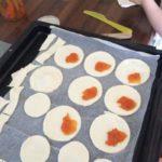Blätterteighäschen die kleine botin II