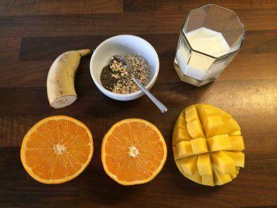 smoothie morgensonne die kleine botin