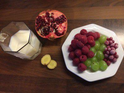 smoothie vitaminboost die kleine botin
