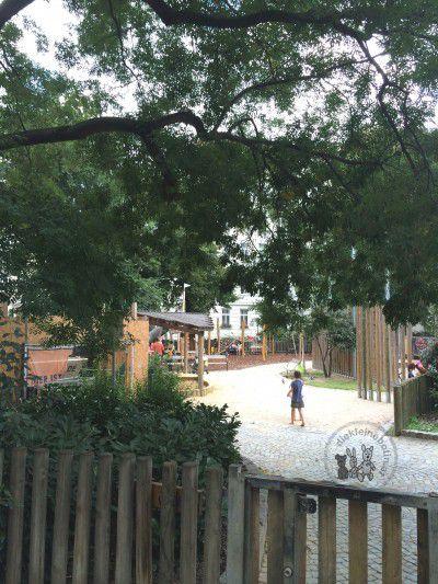 spielplatz hamerlingpark wien die kleine botin