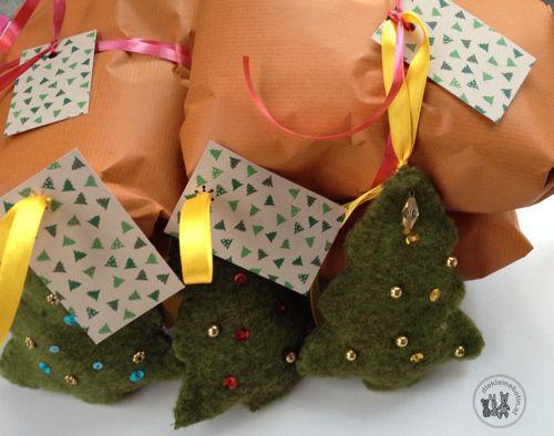 Weihnachten | Geschenkanhänger selber machen