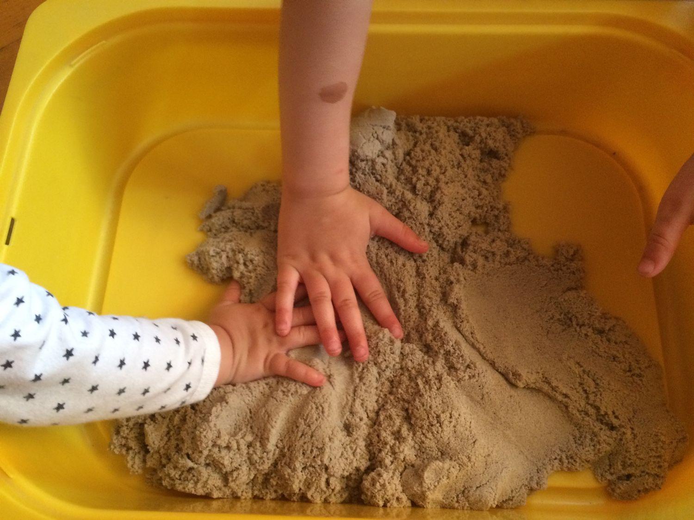 kinetischer-sand-die kleine botin