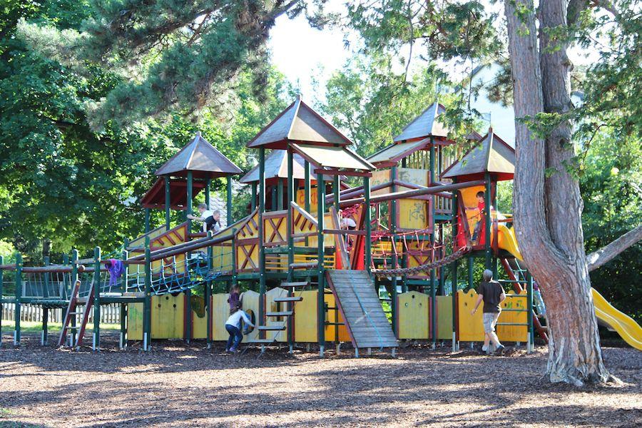 Spielplatz streckerpark 1