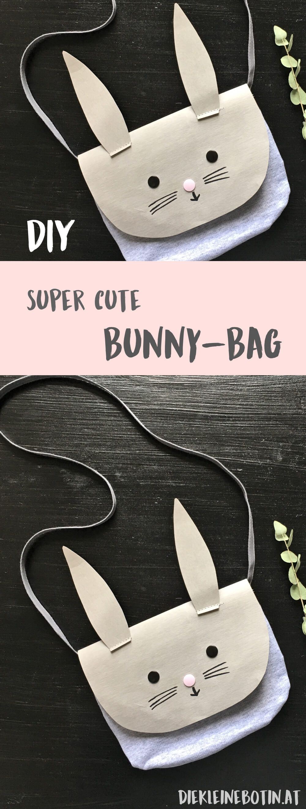 bunny bag pinterest snappap
