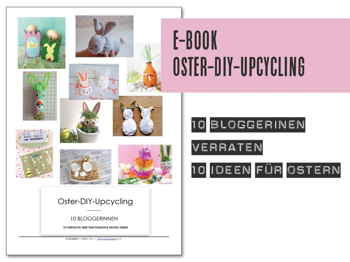 ebook osterdiy upcycling