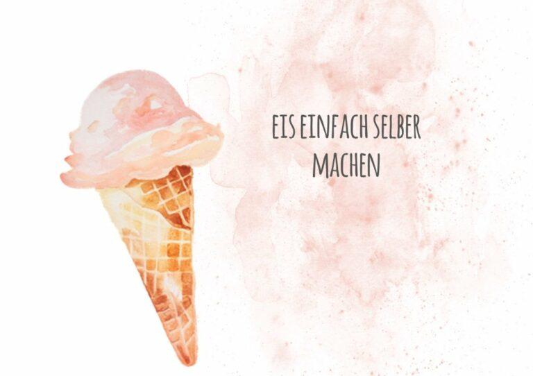 Eis, Eis Baby | kostenloses Rezeptbuch