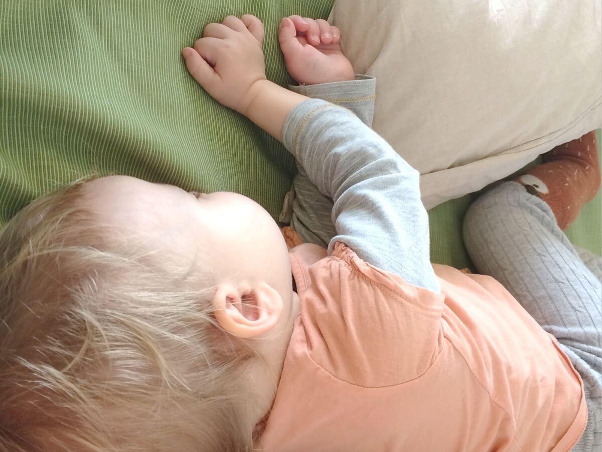 schlafen die kleine botin 3