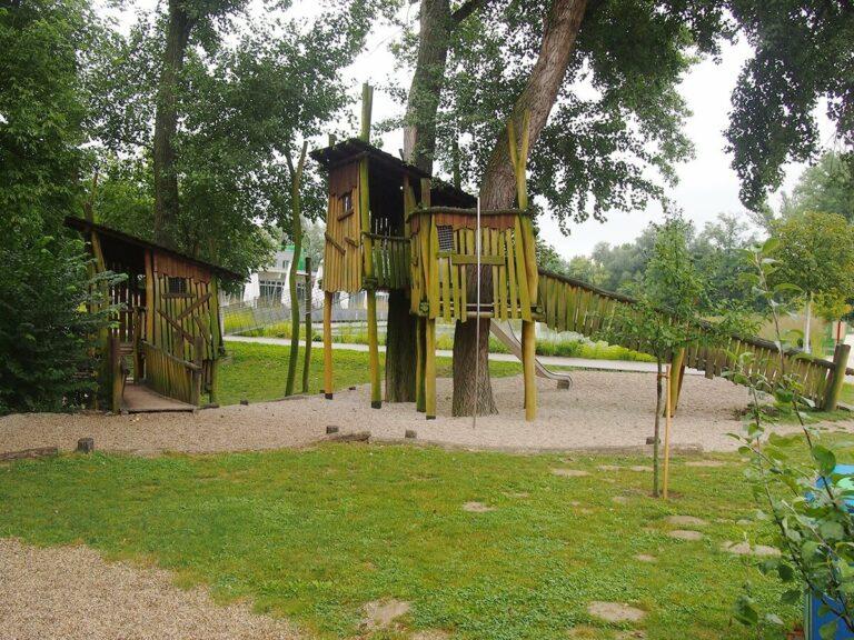 Spielplatz Garten Tulln