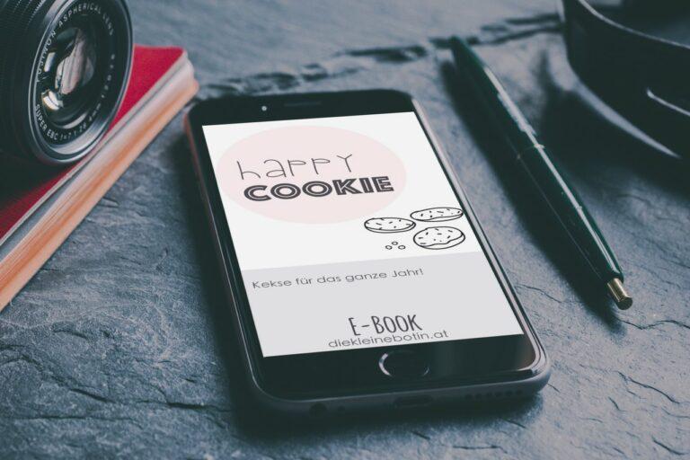 HAPPY COOKIE | kostenloses E-Book rund um Kekse