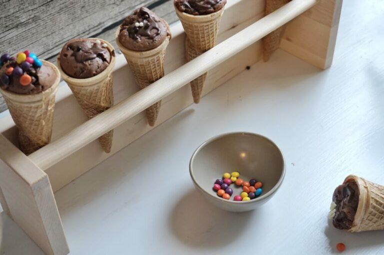 Eis-Muffins | Rezept
