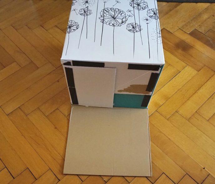 mach dir eine schöne spielzeug box | diy mit lillydoo