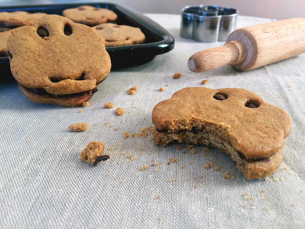zuckerfrei kekse die kleine botin
