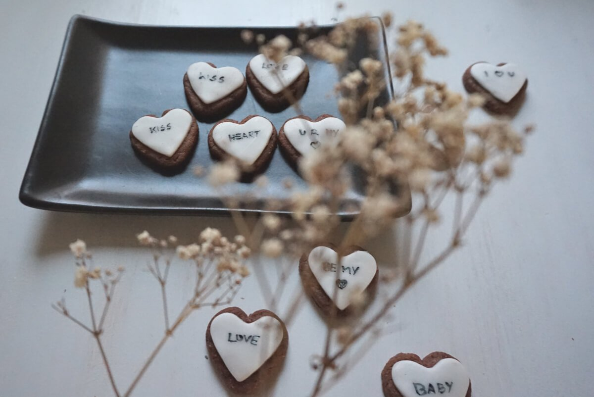 vegane valentins herzen die kleine botin 2