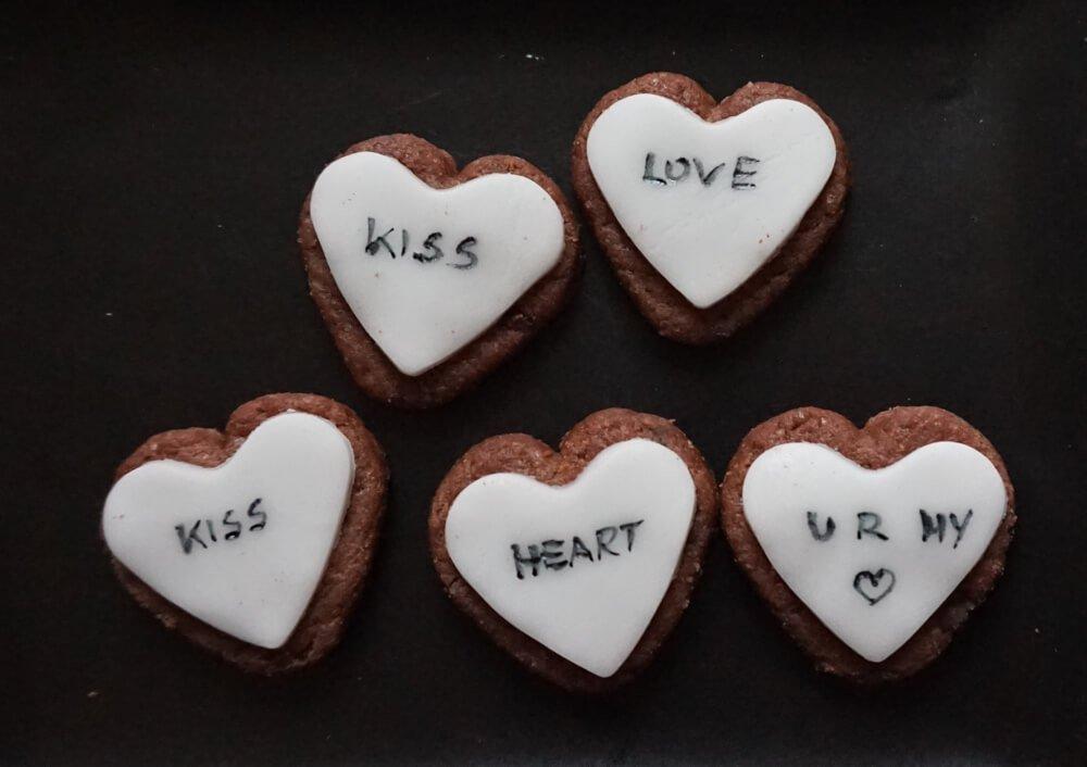 vegane valentins herzen die kleine botin 3