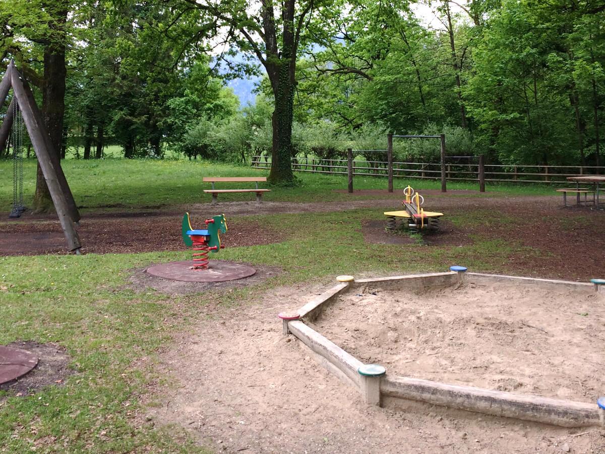 Sommer am Spielplatz, diekleinebotin, Leopoldskroner Weiher von GoWithTheFlo1