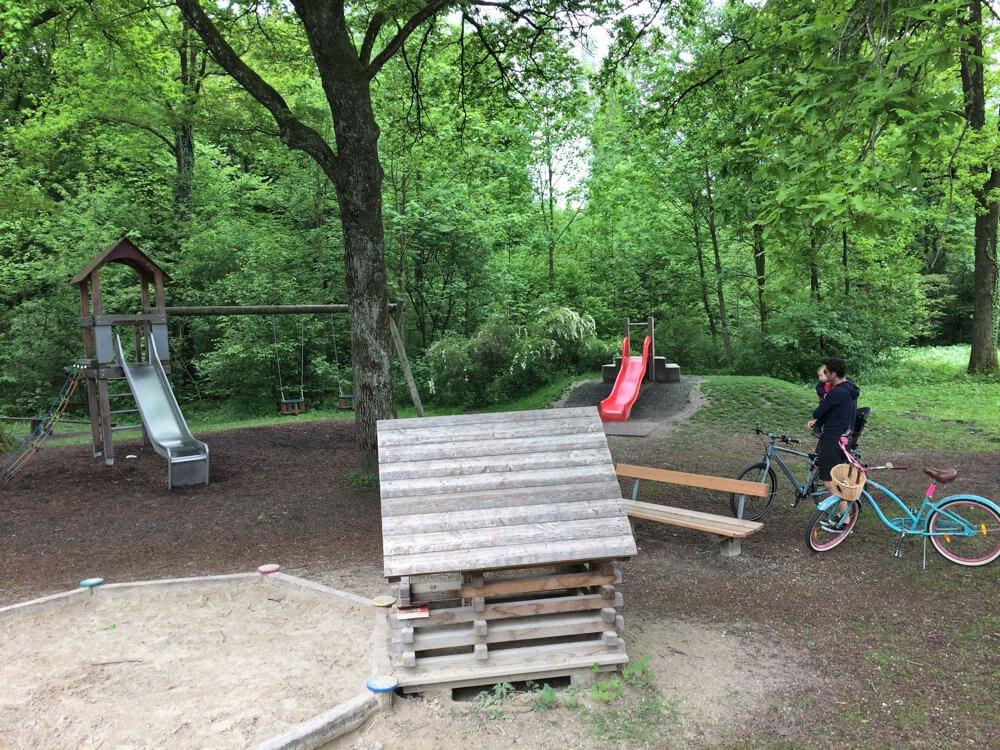 Sommer am Spielplatz diekleinebotin Leopoldskroner Weiher von GoWithTheFlo6