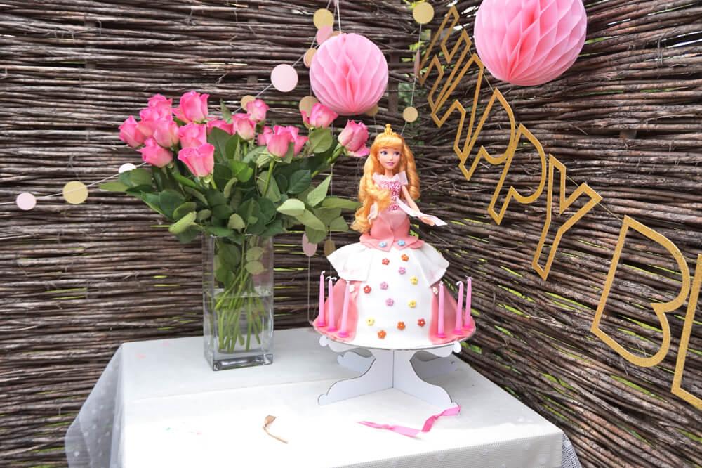 barbie torte die kleine botin 15